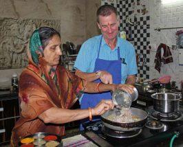 Kochen in Indien