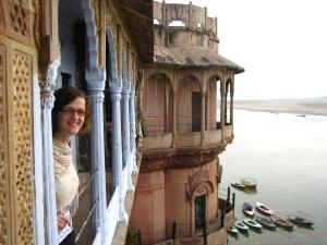 Blick auf den Ganges