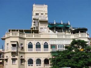 Hotel Varanasi Palace bei Indien Rundreise