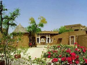 Übernachtungsmöglichkeit in Rajasthan