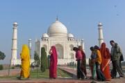 Die Farben von Rajasthan, Varanasi und Kerala
