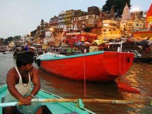 Varanasi – Szenen am heiligen Ganges