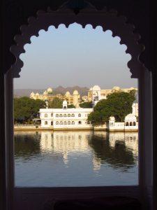 Ausblick Udaipur
