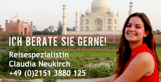 Indien Reisen Reisespezialistin Claudia