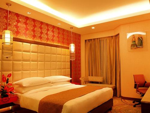 Kleine, komfortable Zimmer