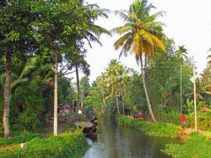 Backwaters Kerala Gruppenreise Südindien