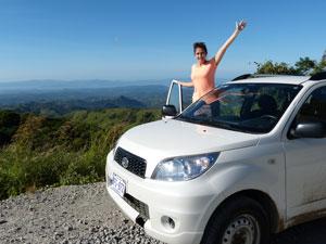 Rondreis met de huurauto tijdens je Costa Rica vakantie