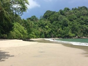 Costa Rica rondreis; Manuel Antonio park