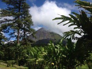 Costa Rica rondreis: vulkaan