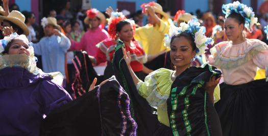 Nicaragua reis lokale bevolking