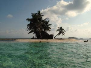 Panama reis: San Blas Island