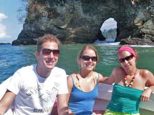 Costa Rica klimaat: lachen in de zon