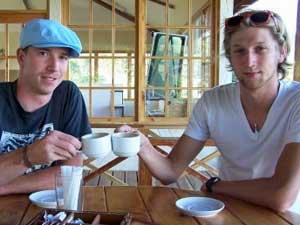 Boquete Panama: verse koffie