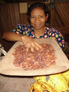 Costa Rica cultuur: bribri stam