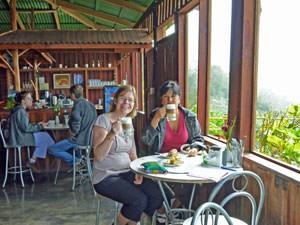 Kopje koffie in Monteverde