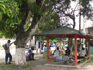Laidkarma sfeer Costa Rica strand