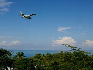 Terugvlucht naar Managua