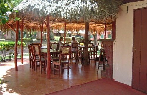 Corn Islands restaurant
