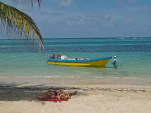 rondreis Costa-Rice - cornisland-strand