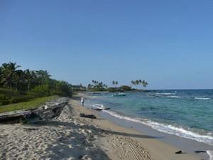 Tropische taferelen Corn Islands