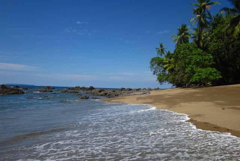 Vakantie Costa Rica kust