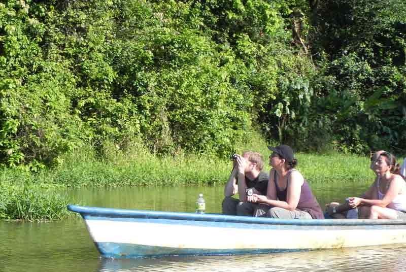 Costa Rica vakantie wildlife