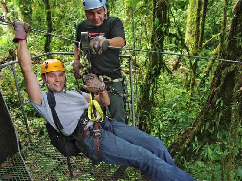 Monteverde Canopytour