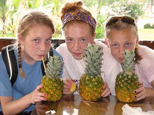 Reizen met kinderen in Costa Rica