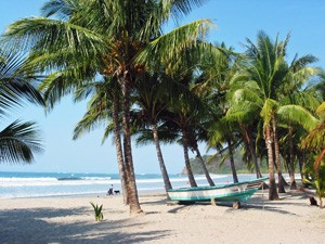 Samara strand tijdens je Costa Rica rondreis