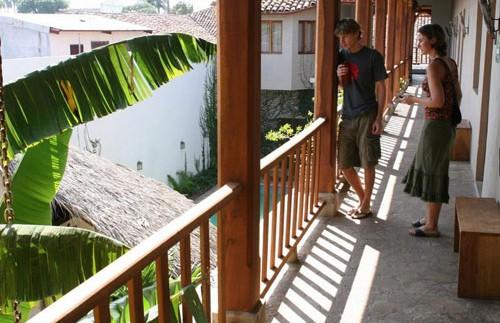 Granada hotel gallerij