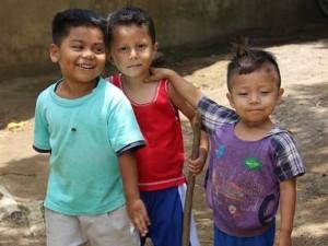 jongens-nicaragua-reis