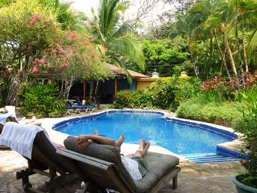 Manuel Antonio comfort zwembad
