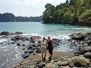 Manuel Antonio - Strand Costa Rica