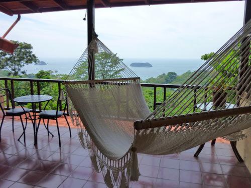 Manuel Antonio comfort veranda