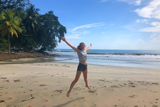 Costa rica reis Caribische kust