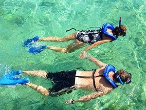 snorkelen Bocas del Toro-snorkelen