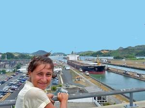 Panama rondreis: panama kanaal