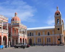 Nicaragua reizen - Granada
