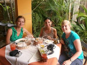 Lekker eten in Ometepe