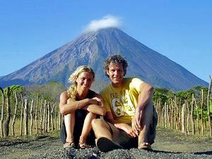 Rondreis Costa Rica: vulkaan Ometepe