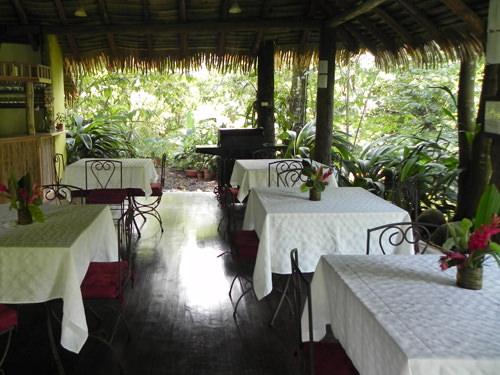 sarapiqui comfort restaurant