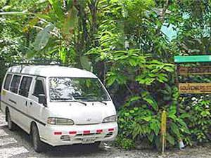 Shuttle bus vervoer Costa Rica