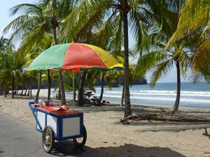 Carillo strand Costa Rica