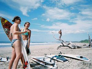 Costa Rica strand Tamarindo