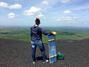 nicaragua-sandboarden-vulkaan