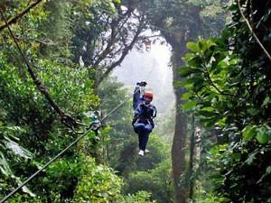 costa rica actief canopy