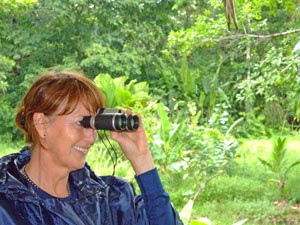 Dieren spotten in Costa Rica
