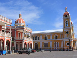 reis nicaragua granada plein costarica