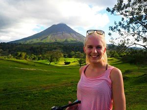 La Fortuna vulkaan