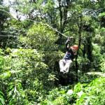 Costa Rica vakantie - tokkelen